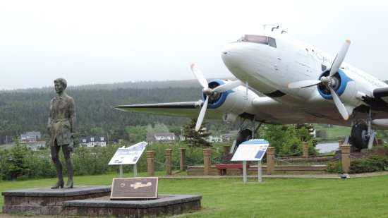 Harbour Grace, Canada: Amelia Memorial