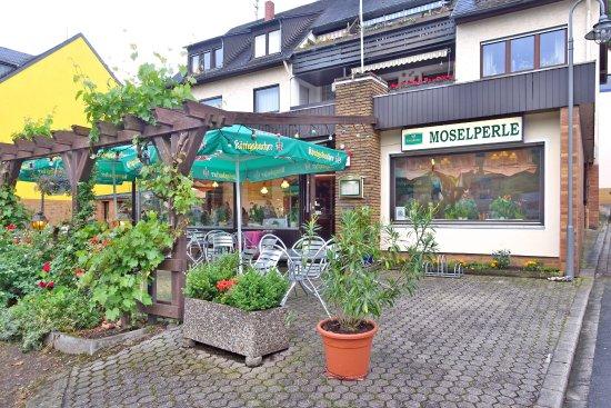 Niederfell, Alemania: Außenansicht der Gaststätte