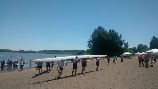 Vancouver Lake Park: NW Regional Regatta 1