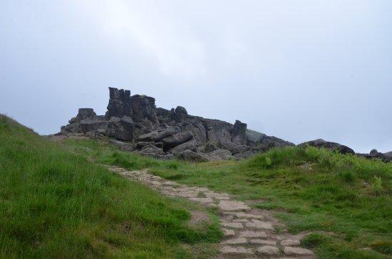 North York Moors National Park, UK: Wain Stones
