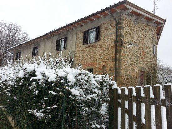 Vicchio, Ιταλία: Giornata di inverno