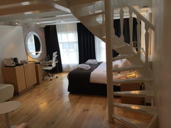 Mezzanine Suite - Bild von Radisson Blu Hotel, Amsterdam ...