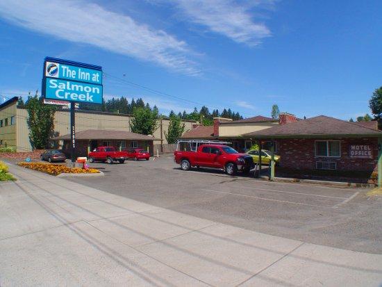 Vancouver, WA: Motel front