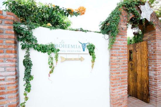 La Bohemia Baja Hotel Pequeno