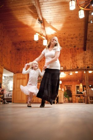 Lost Valley Ranch: A Night at the Square Dance