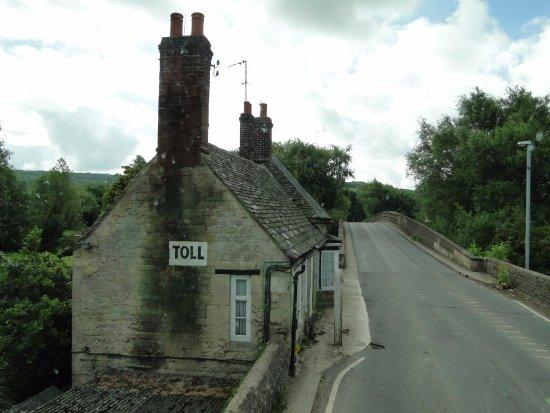Eynsham, UK: Oud tolhuis