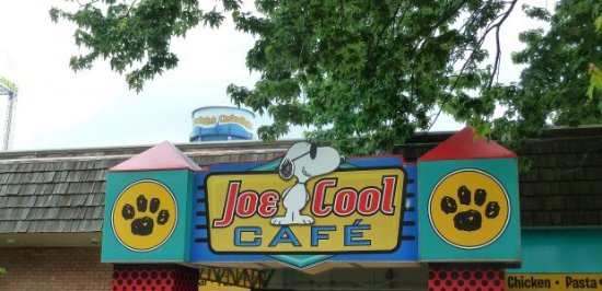 ‪Joe Cool Cafe‬