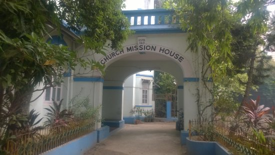 Church Mission House