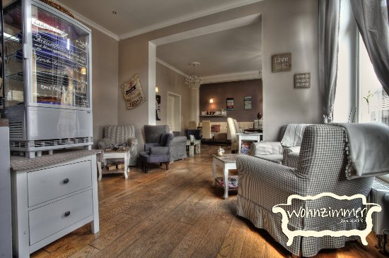cafe wohnzimmer – progo, Wohnzimmer