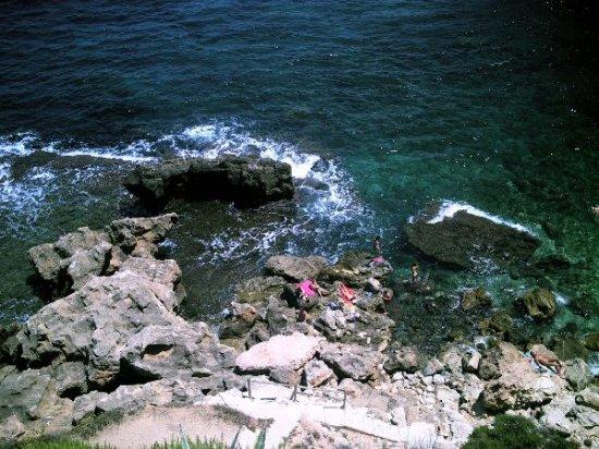 Adsubia, สเปน: las rotas