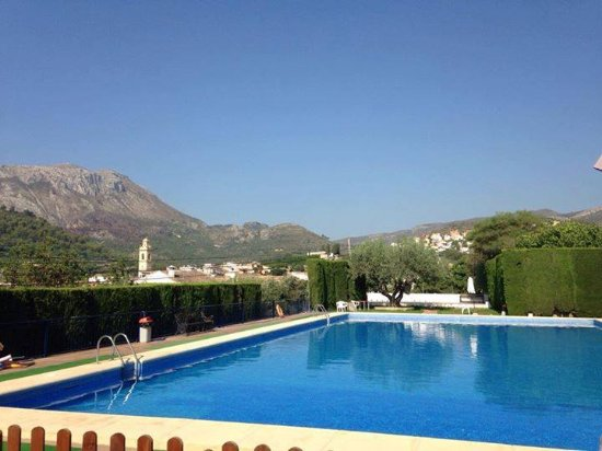 Adsubia, Spain: Piscina