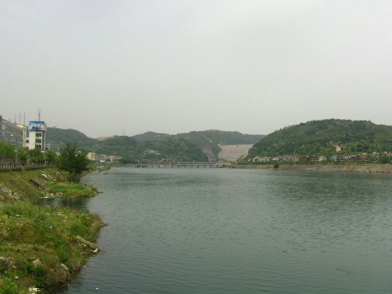 Wencheng County, China: 温州飞云湖风景名胜区
