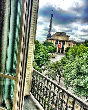 La Reserve Apartments Paris Aufnahme