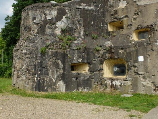 Eben-Emael, Belgium: Batteriestellung Fort Eben-Email