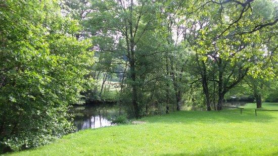 Résidence Odalys Le Domaine des Sources : Les berges de l'agout