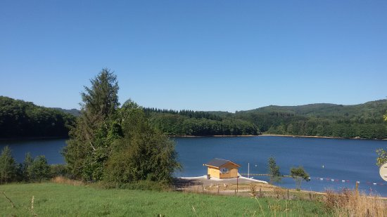 Résidence Odalys Le Domaine des Sources : Le lac