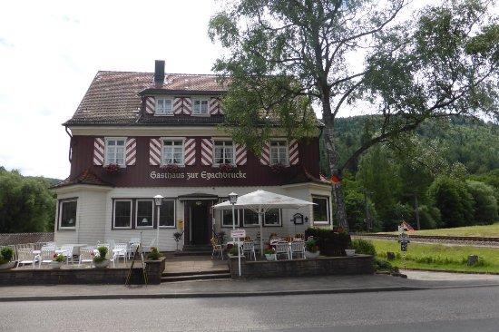 Neuenbuerg, Almanya: Das Gasthaus