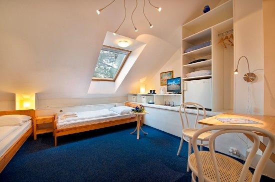 A. V. Pension Praha: Double room No 2