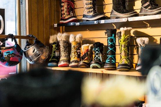 Butch Boutry Ski Shop