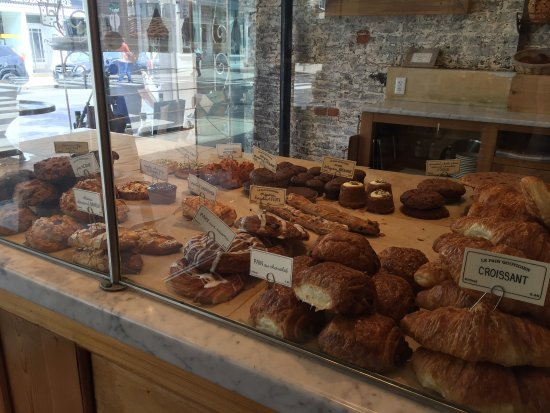 Photo of Bakery Le Pain Quotidien at 30 Purchase St, Rye, NY 10580, United States