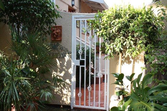 Edenvale, Sydafrika: Entrance