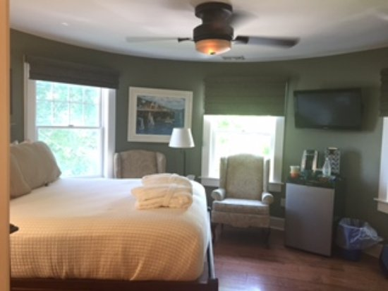 Nellie Littlefield Inn & Spa: Like a treehouse