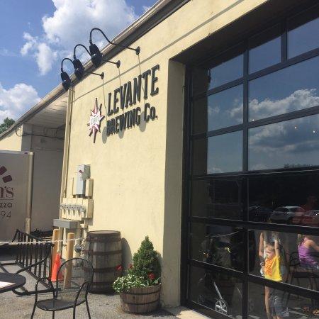 Levante Brewing Company: Levante Brewing