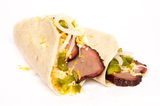 Bloomfield, Nuevo Mexico: Beef brisket tacos, starting at just $2!