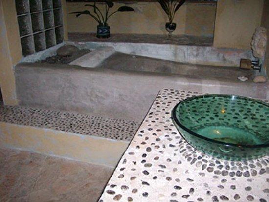 Fronteras, Guatemala: Bathroom Las Terrazas