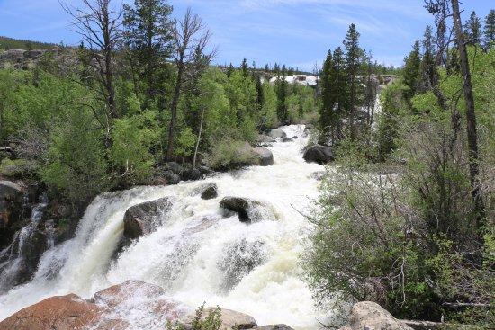 Popo Agie Falls Trail