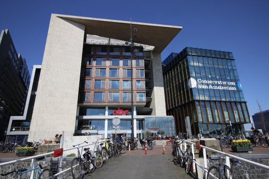 OBA Library of Amsterdam