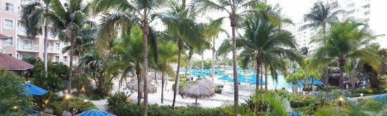 阿魯巴島萬豪衝浪俱樂部飯店張圖片