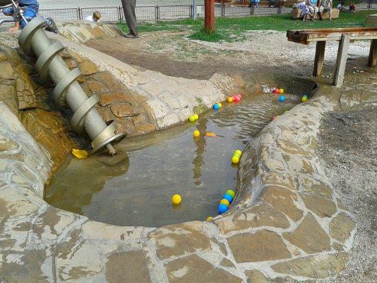 Cheb, República Checa: Spielplatz