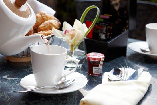 101 Park House: Breakfast