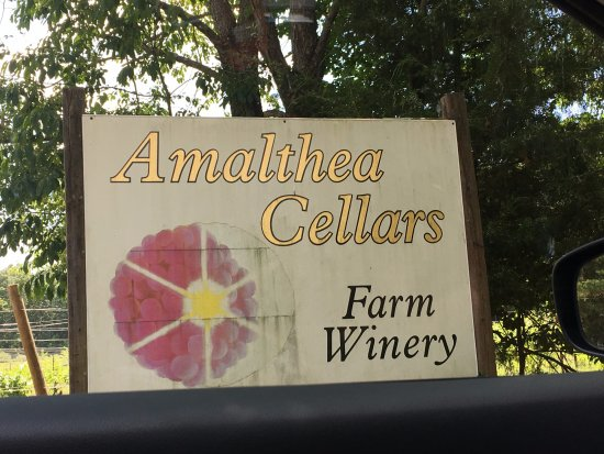 Amalthea Cellars Winery: Amalthea Cellars