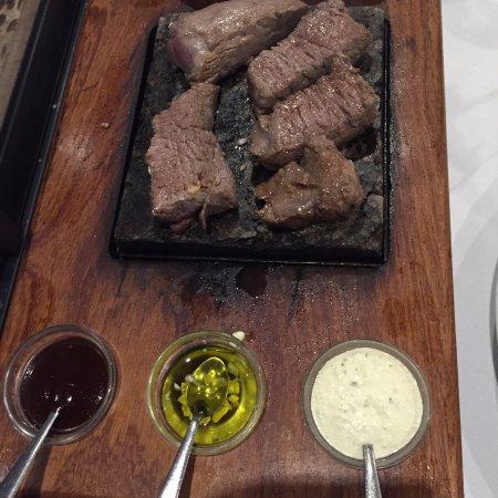 Restaurante O Violino: Väldigt, väldigt gott!!