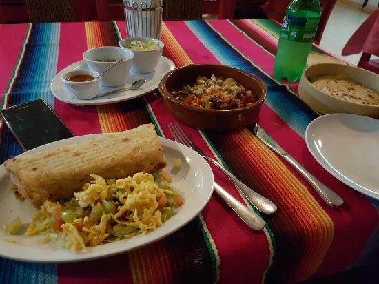 DONT COME HERE!!! - Review of El Taquito Norteno, Santo Domingo