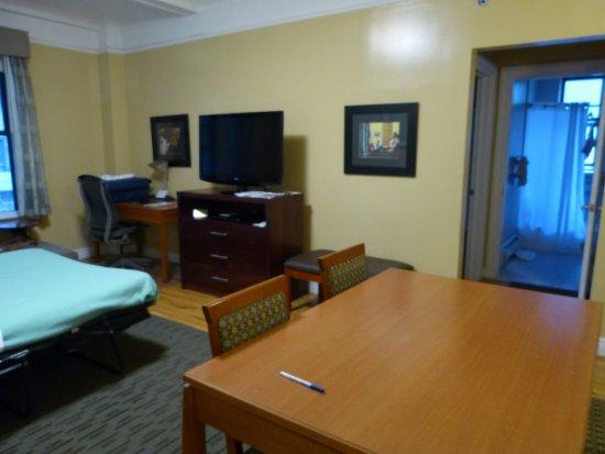 BEST WESTERN PLUS Hospitality House: salle à manger avec canapé lit