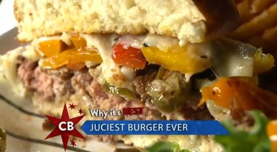 Cary, IL: Check out our Chicago's Best Burger episode