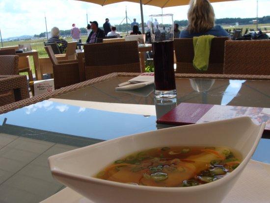 Zeppelin Hangar FN: Suppe