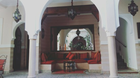 Our stay at riad rabahsadia was delightful 😊