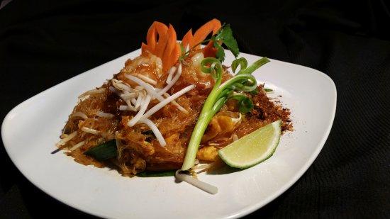 Carlisle, Pensilvania: Pad Thai Glass noodles