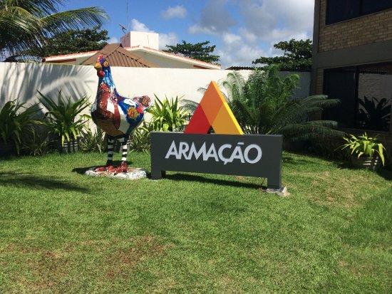 Entrada De Hotel Armacao Picture Of Armacao Porto De Galinhas