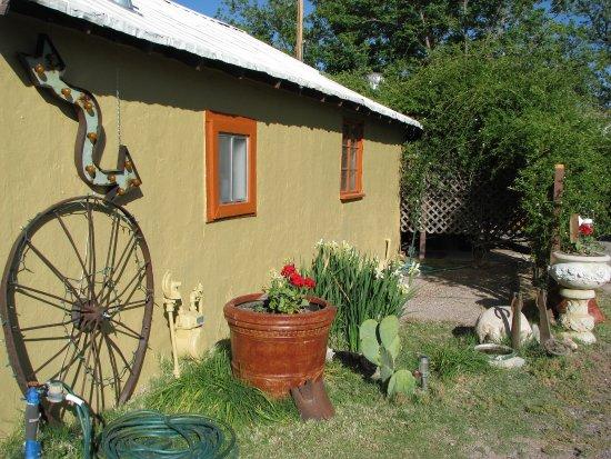 Rodeo, Nuevo México: Cowboy Room