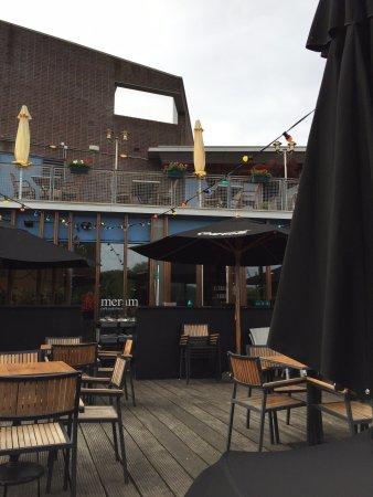 Meram terras bild von meram osdorp amsterdam tripadvisor for Meram restaurant amsterdam