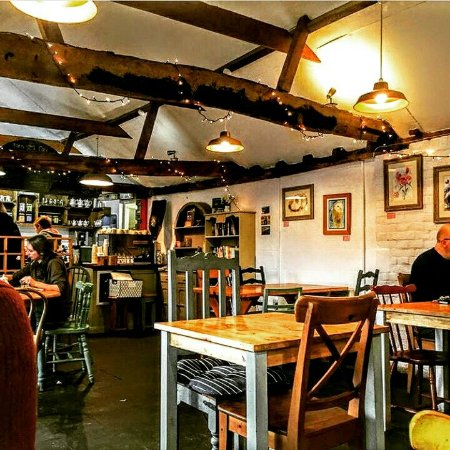 The Barn Café, Hasketon