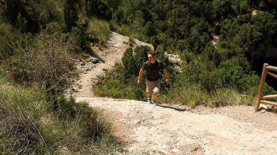 Calles, España: Подъёмы и спуски