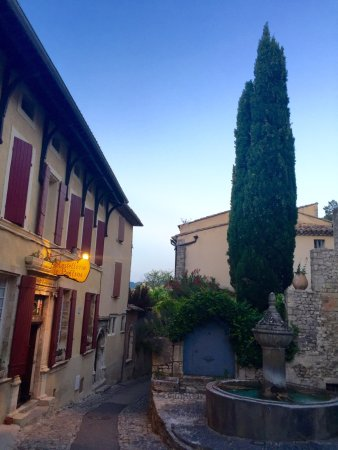 L'Evêché : Photos from our stay at L'Eveche in the Medieval City in Vaison la Romain