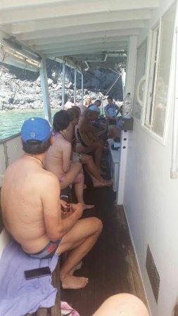 Futura – Giro dell'isola in barca