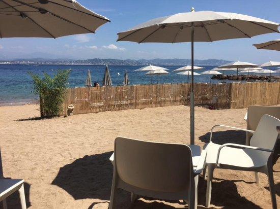 Restaurant Pointe De L Aiguille Theoule Sur Mer